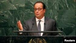 Франсуа Олланд, архівне фото