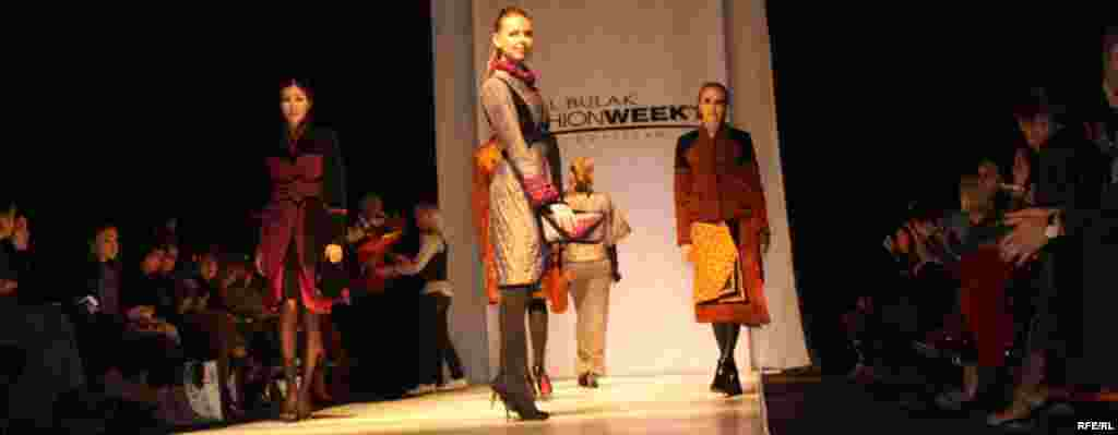 Осенняя Неделя моды-2012 #8