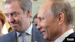 Валерій Гергієв і Володимир Путін
