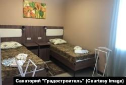 Номер санатория. Фото с официального сайта учреждения