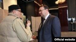 Președintele CC, Alexandru Tănase, intervievat de Vasile Botnaru