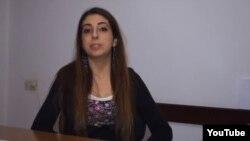 Нарине Эсмаэли, сотрудница армянского филиала правозащитной организации Transparency International