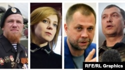Rogues' Gallery: Whatever Happened To The First Separatist Leaders In Ukraine?
