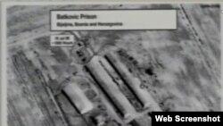 Snimka logora Batković prikazana u sudnici