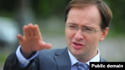 Русия мәдәният министры Владимир Мединский