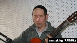 """Темиралы Кунашов """"Азаттыктын"""" студиясында"""