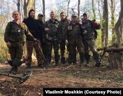 Поисковый отряд Владимира Мошкина