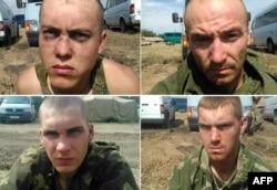 Четверо із 10 затриманих російських десантників