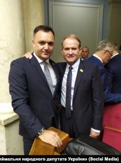 Співзасновником «Шторму» є Віктор Іванович Чорний, який з 2019 року став народним депутатом від «ОПЗЖ»