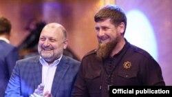 Умаров Джамбулат а, Кадыров Рамзан