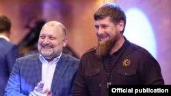 Умаров Джамбулат а, Кадыров Рамзан а
