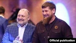 Кадыров Рамзан а, Умаров Джамбулат а
