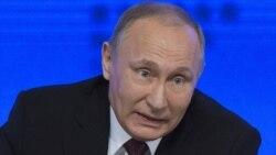 Putin: Russiýa ABŞ-nyň hiç bir diplomatyny ýurtdan çykarmaz