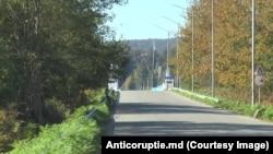 Грузия, мост через реку Ингури, административная граница с Абхазией