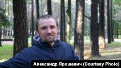 """Белапан"" маалымат агенттигинин журналисти Александр Ярошевич."