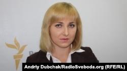 Оксана Щербак