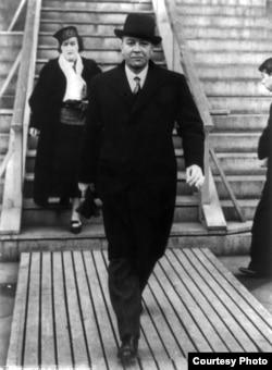 Уильям Буллит. 1937