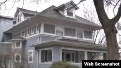 Ernest Heminqueyin uşaqlığını keçirdiyi ev satışa çıxarılıb, Ouk-Park, ABŞ