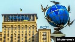 Piața Independenței din Kiev