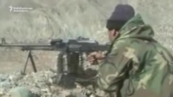 Afghan Forces Battle Taliban In Baghlan Province
