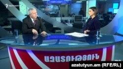 «Ծառուկյան» խմբակցությունը որևէ կաշկանդվածություն չունի Արմեն Սարգսյանին սատարելու հարցում. Սերգեյ Բագրատյան