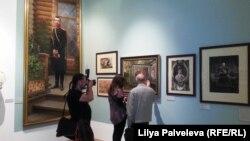 """Выставка """"Романовы. Портрет династии"""" в Историческом музее"""