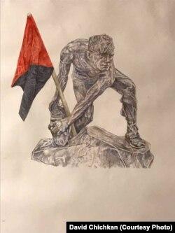 """""""Знамя анархо-синдикалистов – оружие пролетариата"""""""