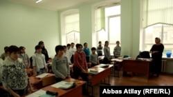 4 saylı Dərbənd şəhər orta məktəbi