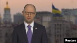 استعفای ویدیویی نخستوزیر اوکراین