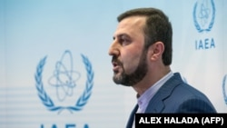 کاظم غریبآبادی سفیر و نماینده دائم جمهوری اسلامی نزد سازمانهای بینالمللی در وین است