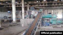 Kyrgyzstan - Bishkek - Brick factory in correctional colony number 16 30 may 2019