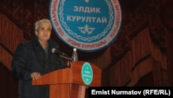 Бахтияр Маматжанов.