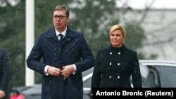 Pre samo dva i po meseca predsednik Srbije i predsednica Hrvatske najavili su da odnosi dve države kreću uzlaznom putanjom