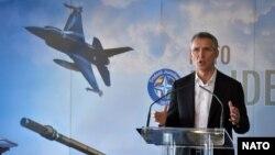 Шефот на НАТО, Јенс Столтенберг