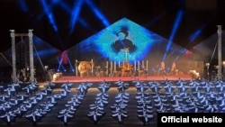 Биринчи Дүйнөлүк көчмөндөр оюндарынын ачылышы. 2014-жыл, Ысык-Көл