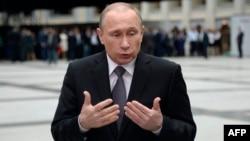 Президент Росії Володимир Путін, 16 квітня 2015 року