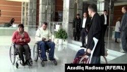 Раньше азербайджанские инвалиды лечились в Крыму 45 дней