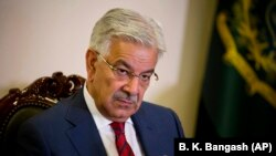 د خارجه چارو پخوانی وزیر خواجه محمد اصف
