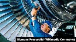 Газовые турбины Siemens