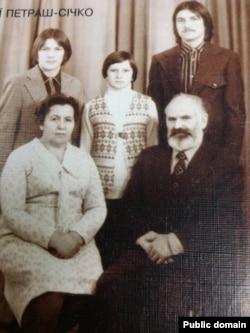 Родина Січків. Архівне фото