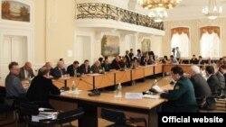 состанок на јавниот совет на татарстанската полиција