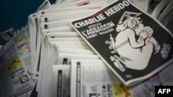 The French satirical magazine Charlie Hebdo