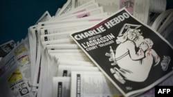 Charlie Hebdo журналининг сўнгги сони.