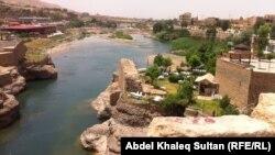 منظر من اقليم كردستان