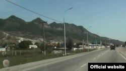 "Трасса ""Кавказ"" (фото – НАК)"
