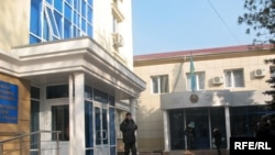 Специализированный межрайонный административный суд города Алматы.11 декабря, 2008г.