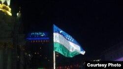 Ўзбеклар Евромайдонда