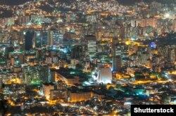 Сталіца Вэнэсуэлы Каракас, фота ©Shutterstock