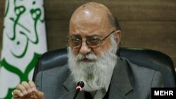 مهدی چمران٬ رئیس شورای شهر تهران