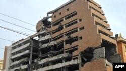 Nga sulmet e NATO-s në Beograd më 1999...